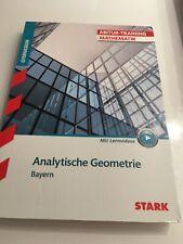 Analytische Geometrie Gymnasium Abitur-Training Mathematik