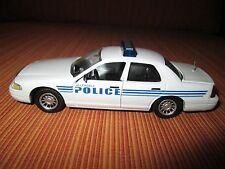 Custom Police Road Champs 1/43 Allendale,SC Police Old Markings Ford CV