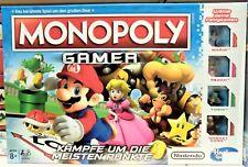 Hasbro Monopoly C1815100 Monopoly Gamer - Mario Edition, Familienspiel NEU + OVP