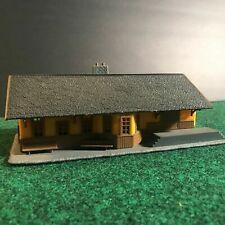 TYCO #7761 HO Scale Arlee Station Kit