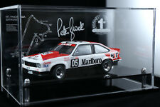 PETER BROCK A9X TORANA BIANTE MODEL 1:18 ACRYLIC DISPLAY CASE (CAR NOT INCLUDED)
