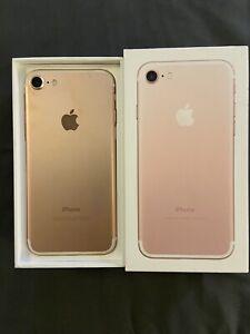 Apple  iPhone 7 Smartphone 32GB - Rose gold - Verizon