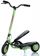 Zike WingFlyer Z100 Kids Elliptical Stepper Type Fitness Scooter Lime NEW