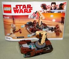 Star Wars Lego MINI CRAWLER ONLY From #75198 **NO FIGURES**NO BOX**