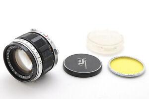 Olympus G.Zuiko Auto-S 40mm f1.4 MF Lens Pen F FT FV [Exc+4] From JAPAN #1779