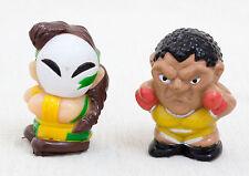 Set of 2 Street Fighter 2 Balrog Vega Puppet Doll Figure Capcom Character Japan