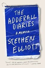The Adderall Diaries-ExLibrary
