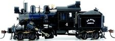 Bachmann 80602 HO WM Ritter 50-Ton Two-Truck Climax Logging locomotive #4