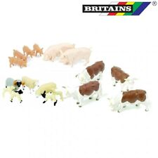 BRITAINS Mixed Animal Value Pack 1:32 Farm Toy 43096A2