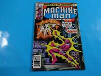 Machine man   #12 marvel comics Comic book