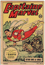 CAPITAINE MARVEL n°55 – 1950 – BE