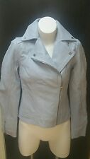 Ted Baker women's  Coty Leather Jacket size Ted 1 US 4