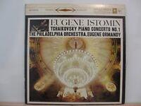 Eugene Istomin - Tchaikovsky Piano Concerto No 1 - Eugene Ormandy LP VG+