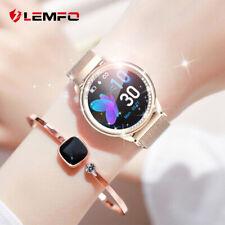 LEMFO LT05 Smartwatch wasserdicht Armbanduhr Herzfrequenz Pulsuhr Android iOS