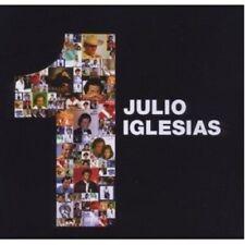 JULIO IGLESIAS - 1 (VOL.1) 2 CD  35 TRACKS NEU +++++++++++++++++