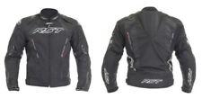 Blousons noirs taille L coude pour motocyclette