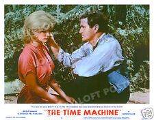 THE TIME MACHINE LOBBY SCENE CARD # 5 POSTER 1960 YVETTE MIMIEUX ROD TAYLOR