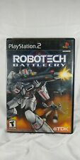Robotech Battlecry (PlayStation Ps2 Video Game) See Description