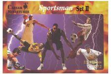 Caesar Miniatures HB20-2 1/72 Sportsmen Set II (Basketball)
