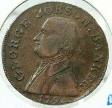 Conder Token - 1794 Northamptonshire 1/2 Penny - Jobson - D & H # 1 - Lot # 282