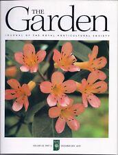 RHS THE GARDEN Magazine - December 2003