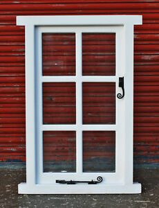Timber Wooden Georgian style Casement Window Double Glazed!!! Made To Measure!