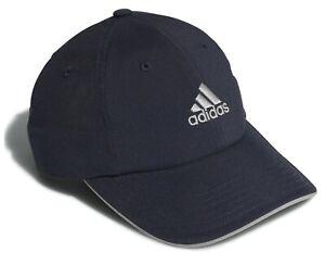 Boys Kids Adidas Golf Cap Hat - Navy