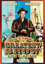 THE GREATEST SHOW ON EARTH NEW DVD