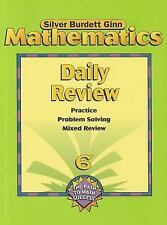 Daily Review by Silver BURDETT (1901, Paperback, Supplement)
