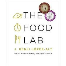 FREE 2 DAY SHIPPING: The Food Lab: Better Home Cooking Through Science