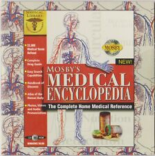 The Learning Company Mosby's Medical Encyclopedia