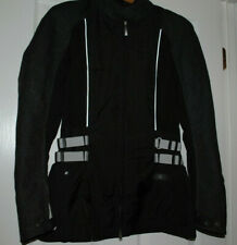 BMW MOTORRAD WOMAN'S STREET JACKET, SIZE US 8R, EUR 38, USED, EXCELLENT COND