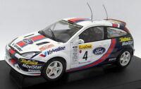 Autoart 1/18 Scale Diecast - 80113 Ford Focus WRC 2001 C. McRae Grist