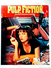 PULP FICTION –  Poster – from 1995  <<>>  NOT a modern print