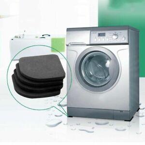 Antirutschmatte Unterlage für Waschmaschine Trockner Maschinen Sportgeräte