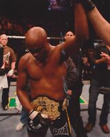 ANDERSON SILVA 'SPIDER' SIGNED UFC 8X10 PHOTO 2