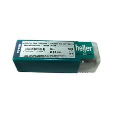 Heller 8.5mm HSS Cobalt Metal Drill Bits 10 Pack HSS-Co - Quality German Tools