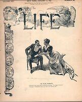 1893 Life January 19 - Should Civil War widows get pensions? France's Scandal