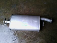 LAND ROVER DISCOVERY TD5 98 - 02 CENTER MIDDLE EXHAUST SILENCER MUFFLER  LR177