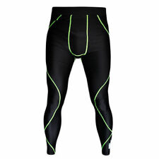 SMALL BASELAYER COMPRESSION SKINS LONG PANT   GYM CYCLING RUNNING EXERCISE SPORT