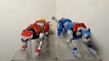 Playmates Voltron Legendary Defender Lot RED / BLUE LION Netflix