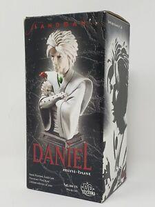 "Daniel limited edition Sandman 6"" Mini Bust DC Direct #583/1100"