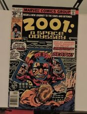 2001: A Space Odyssey #6 (May 1977, Marvel)