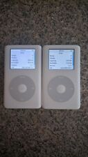 iPod classic 4th generation color A1099 20GB (PRICE IS FOR ONE IPOD)