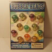 Vintage Vending/Gumball Machine Display Card - Bubble Head - Mini Figs
