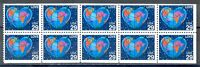 US Stamp (L1363) Scott# 2536a, Mint NH OG, Nice Booklet Pane