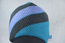 KANGOL Rayures Bleues Bonnet 6698bc à enfiler hommes chapeau
