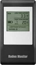 Air Steward - Portable Radon Monitor with Rechargeable Battery