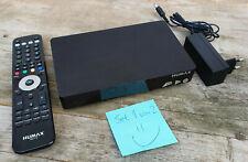 Humax HD-6600S Sat Receiver Tivusat HD inkl. FB und Netzkabel