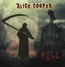 ALICE COOPER - THE VERY BEST OF - GONE TO HELL cd 1970's radio broadcasts
